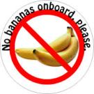 no Bananas